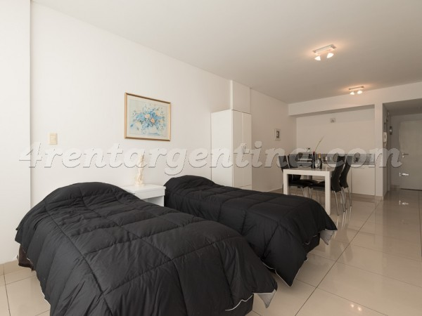Peron and Montevideo X: Apartment for rent in Downtown