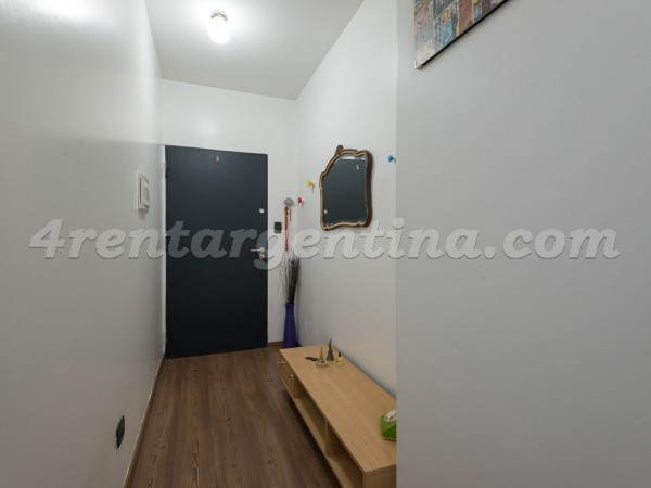 Appartement Chile et Tacuari IX - 4rentargentina
