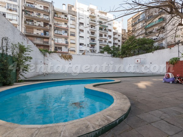 Apartment Bustamante and French IV - 4rentargentina