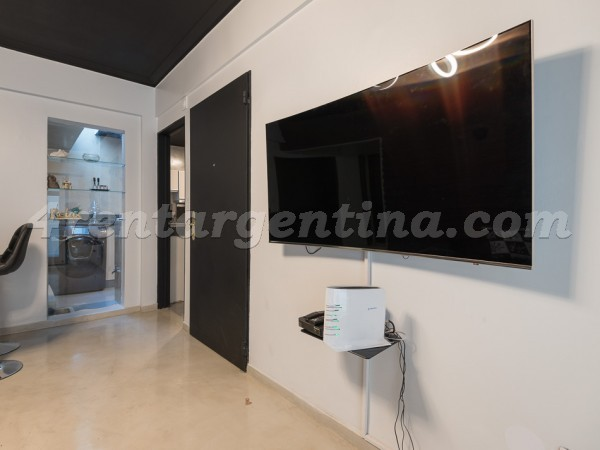 Apartment Santa Fe and Scalabrini Ortiz III - 4rentargentina