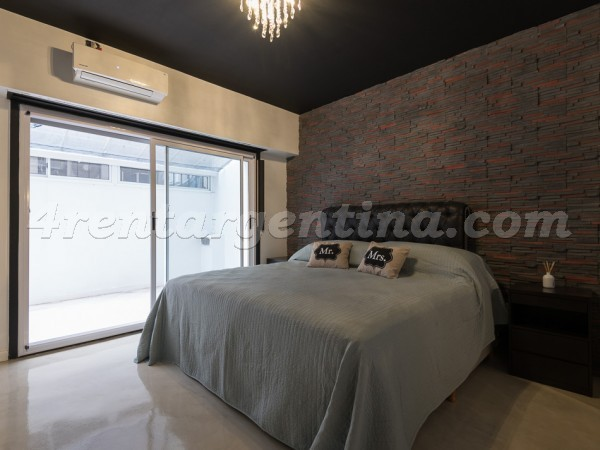 Santa Fe and Scalabrini Ortiz III: Apartment for rent in Buenos Aires