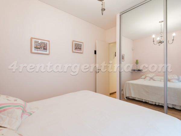 Pedro Goyena and Bertres, apartment fully equipped
