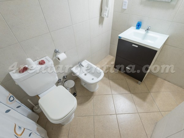 Gaona and San Martin: Furnished apartment in Caballito