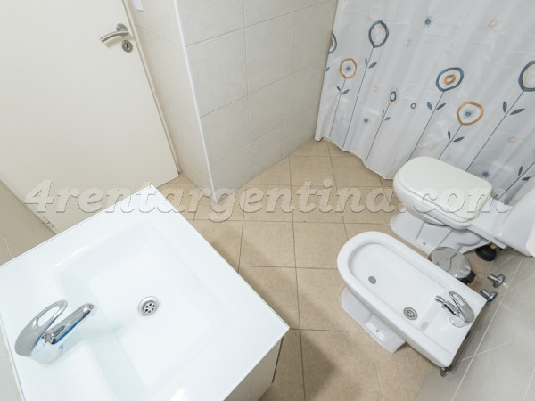 Gaona and San Martin, apartment fully equipped
