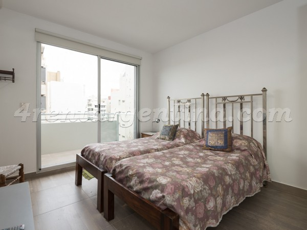 Gorriti and Arevalo I: Furnished apartment in Palermo