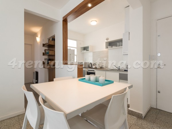 Blanco Encalada and Naon: Apartment for rent in Belgrano
