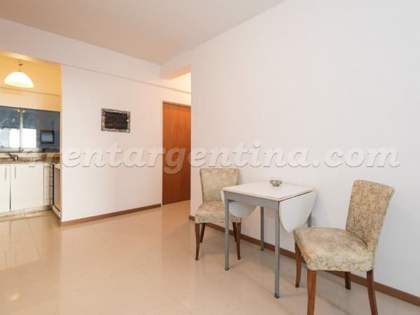 Corrientes and Lambare II: Apartment for rent in Almagro