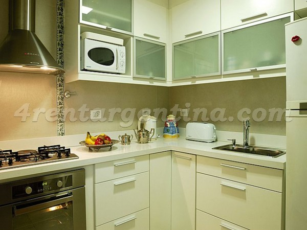 Conde and Maure, apartment fully equipped