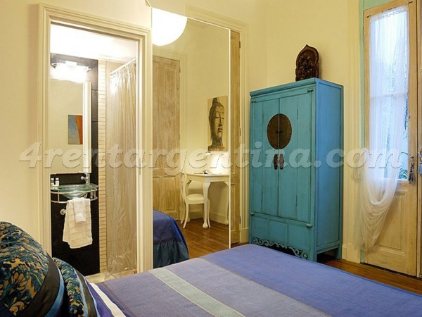 Conde and Maure: Apartment for rent in Buenos Aires