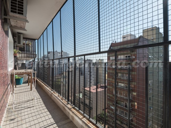 Las Heras and Junin II: Apartment for rent in Buenos Aires