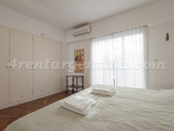 Apartment Las Heras and Junin II - 4rentargentina