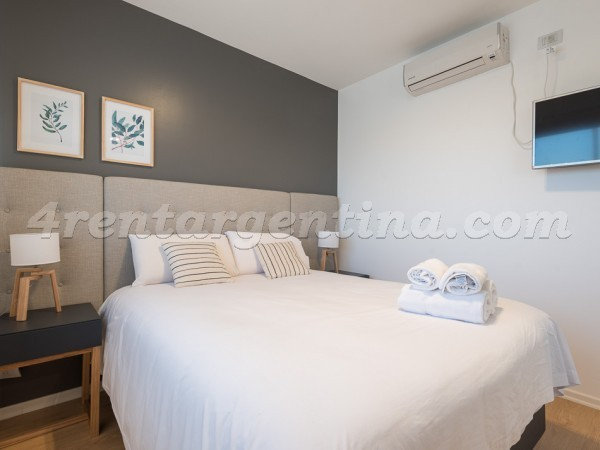 Azcuenaga and Rivadavia III: Apartment for rent in Buenos Aires