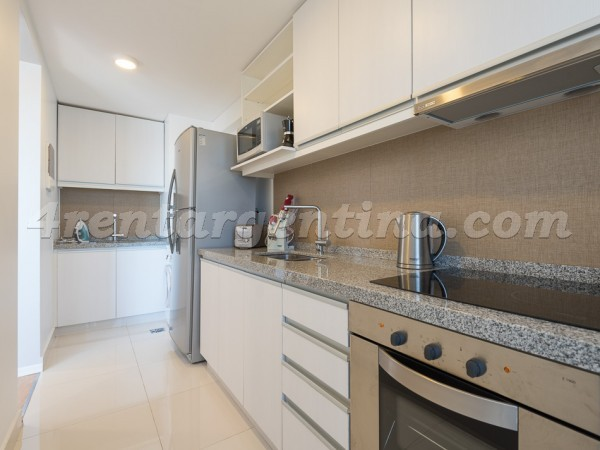 Azcuenaga and Rivadavia III, apartment fully equipped