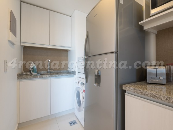 Azcuenaga et Rivadavia III: Apartment for rent in Buenos Aires