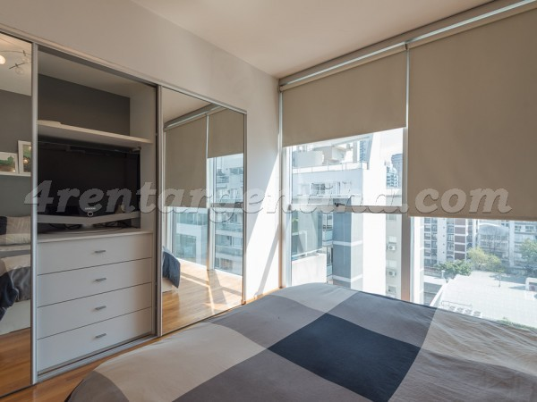Quesada et Monta�eses : Apartment for rent in Belgrano