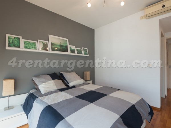 Quesada et Monta�eses : Furnished apartment in Belgrano