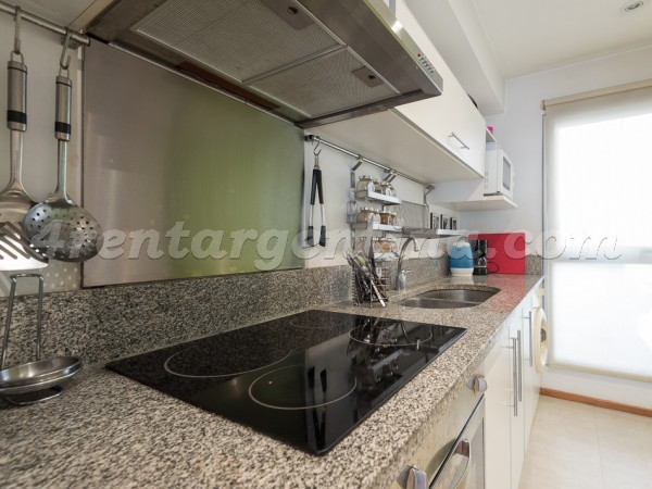 Quesada et Monta�eses : Apartment for rent in Buenos Aires