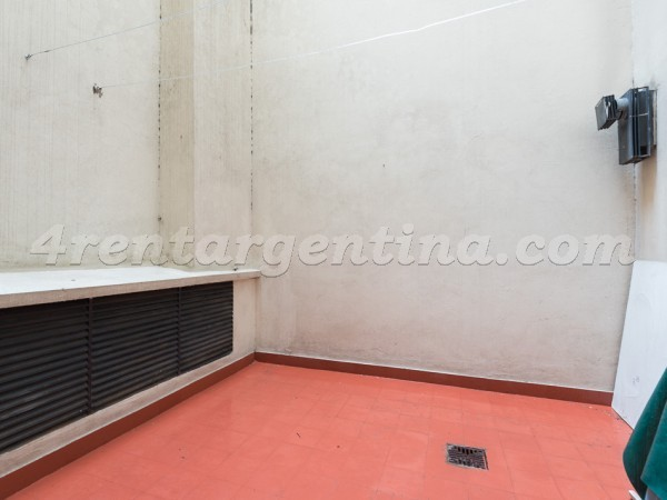Teodoro Garcia et Cabildo I, apartment fully equipped
