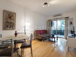 Apartment Teodoro Garcia and Cabildo I - 4rentargentina