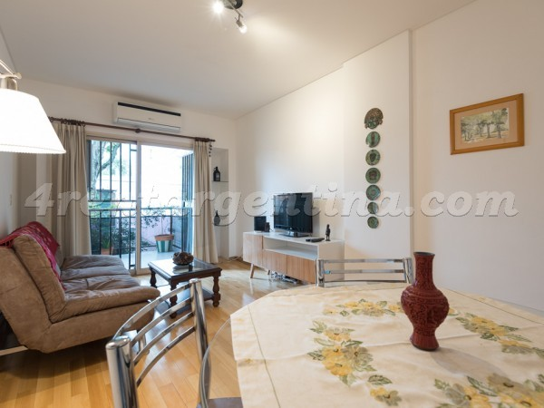 Teodoro Garcia et Cabildo I: Apartment for rent in Belgrano