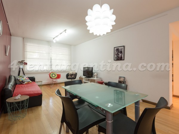 Ravignani et Soler: Apartment for rent in Palermo