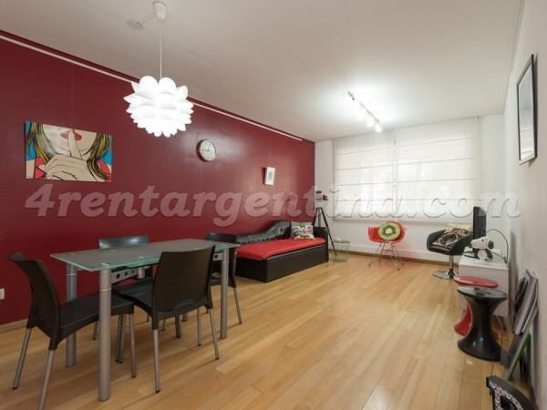 Ravignani et Soler, apartment fully equipped