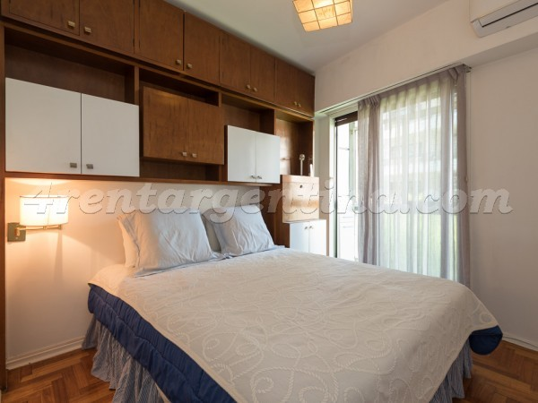 Uriarte et Guatemala: Furnished apartment in Palermo