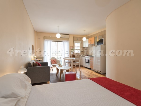 Laprida and Cordoba: Apartment for rent in Buenos Aires