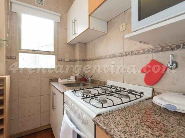 Laprida and Cordoba, apartment fully equipped