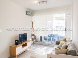 Apartamento Borges e Paraguay V - 4rentargentina