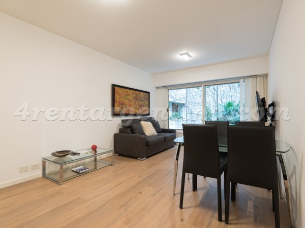 Apartment Las Heras and Callao II - 4rentargentina