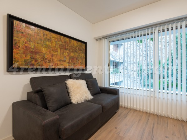 Las Heras and Callao II, apartment fully equipped