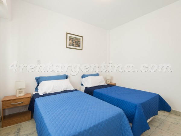 Paraguay and Ecuador, apartment fully equipped