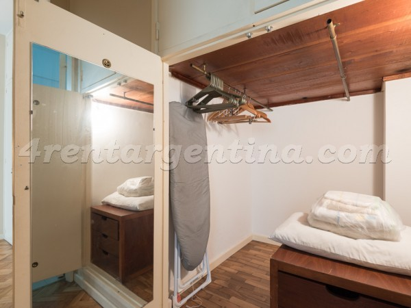 Paraguay et Talcahuano II: Furnished apartment in Downtown