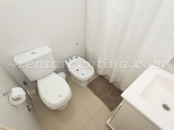 Paraguay and Talcahuano II, apartment fully equipped