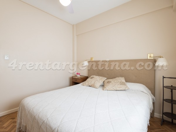 Paraguay et Talcahuano II: Apartment for rent in Downtown