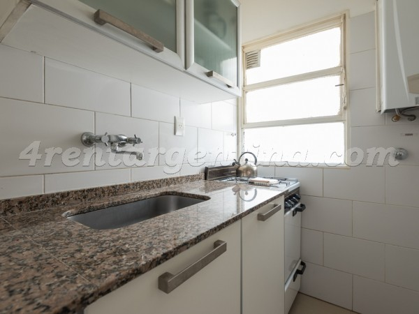Paraguay and Talcahuano II: Apartment for rent in Buenos Aires