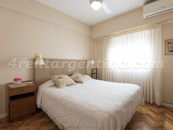 Paraguay et Talcahuano II, apartment fully equipped