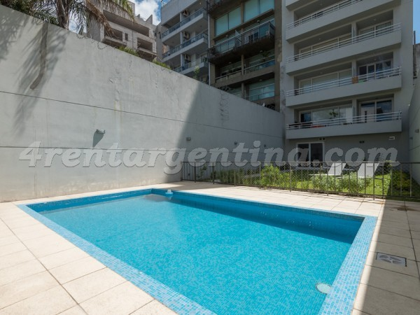Niceto Vega and Bonpland: Apartment for rent in Buenos Aires