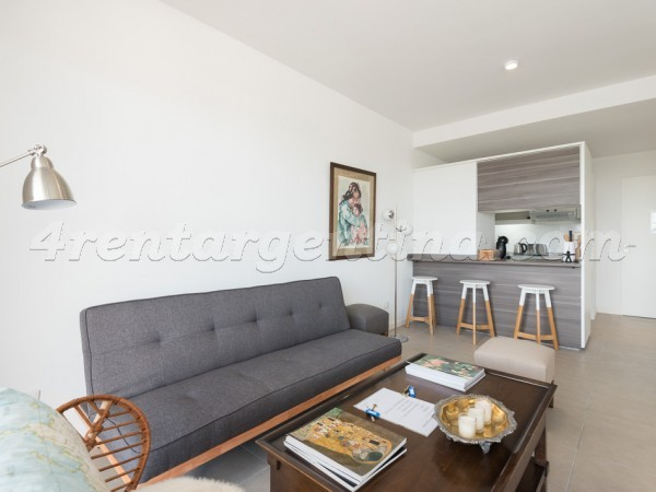 Niceto Vega and Bonpland: Apartment for rent in Palermo