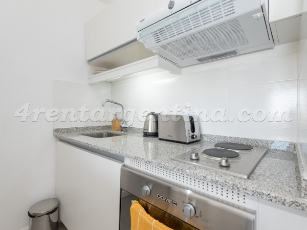 Niceto Vega et Bonpland: Furnished apartment in Palermo