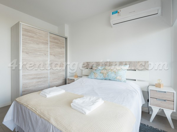 Niceto Vega and Bonpland: Furnished apartment in Palermo