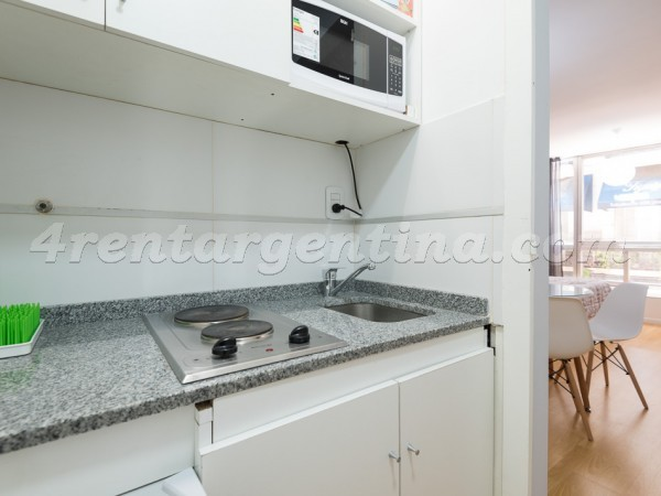 Apartment Talcahuano and Corrientes I - 4rentargentina