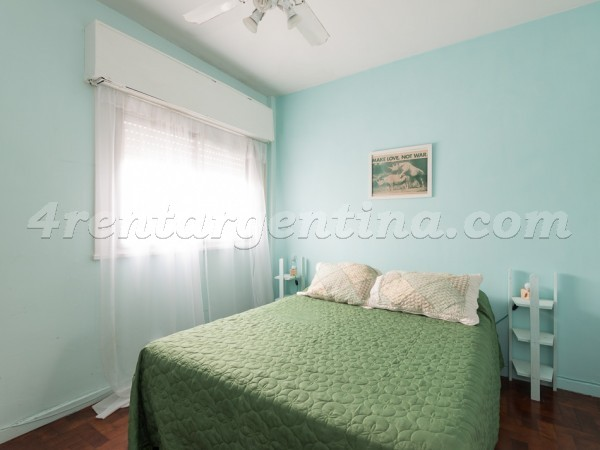 Thames and Guatemala I: Furnished apartment in Palermo