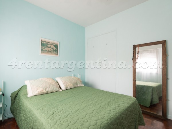 Thames and Guatemala I: Apartment for rent in Buenos Aires