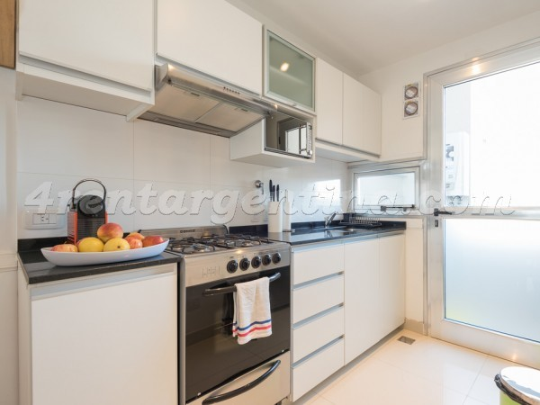 Arevalo and Santa Fe: Apartment for rent in Buenos Aires