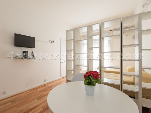 Vicente Lopez and Callao II: Apartment for rent in Recoleta