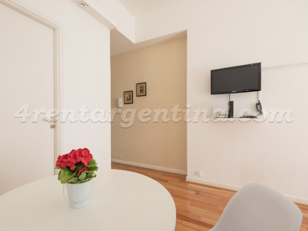 Vicente Lopez and Callao II: Apartment for rent in Buenos Aires