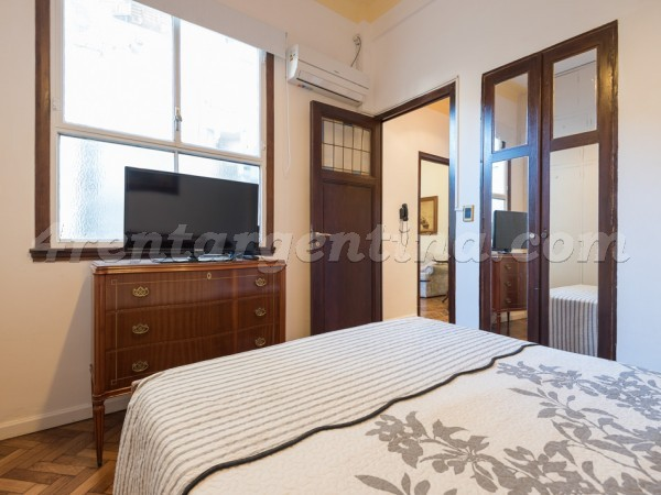 Paso et Bme. Mitre, apartment fully equipped