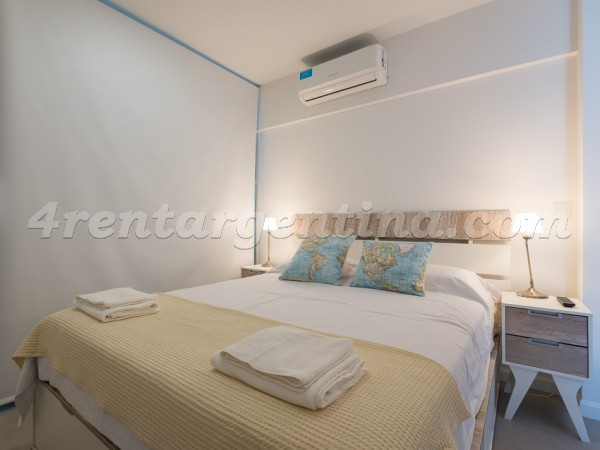 Apartment Niceto Vega and Bonpland I - 4rentargentina